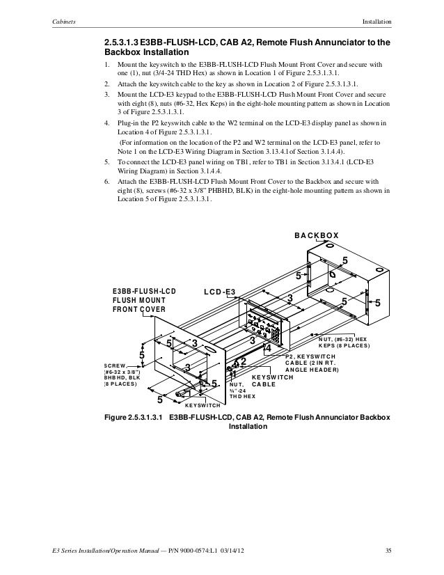 fci lcd 7100 wiring diagram Collection-35 E3 Series Installation Operation Manual 2-h