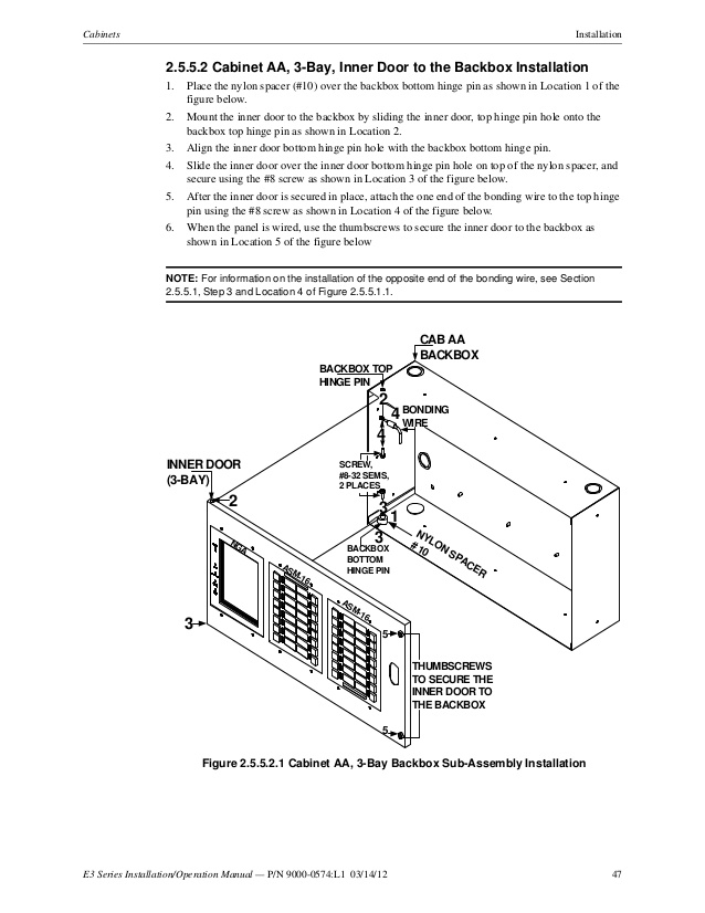fci lcd 7100 wiring diagram Collection-47 E3 Series Installation Operation Manual 1-i