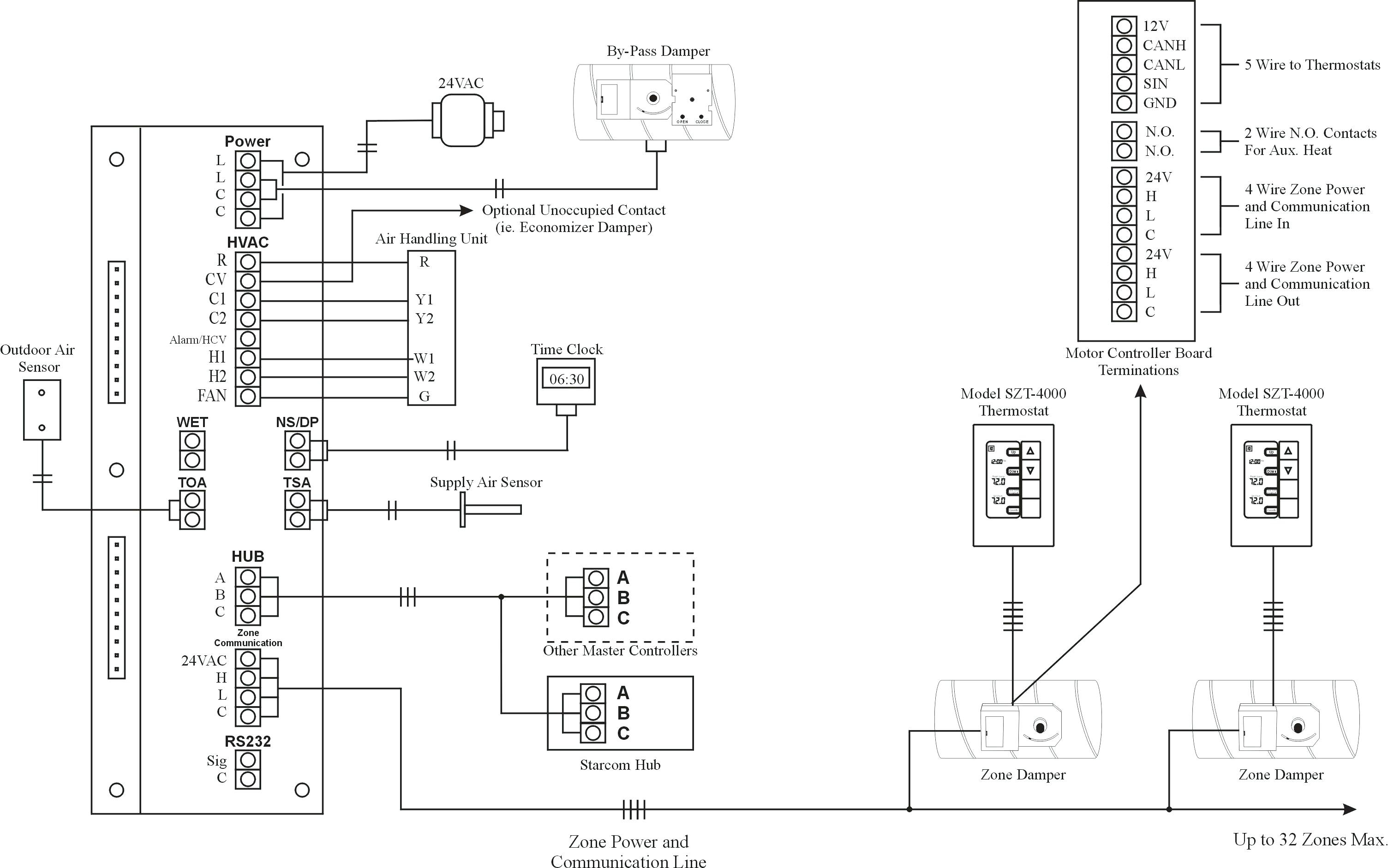 fire alarm wiring diagram collection