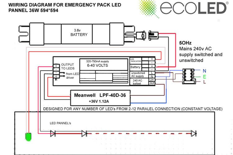 fluorescent light with battery backup wiring diagram Collection-Led Tube Light Wiring Diagram Beautiful Generous Exit Light Wiring Diagram Inspiration 12-h