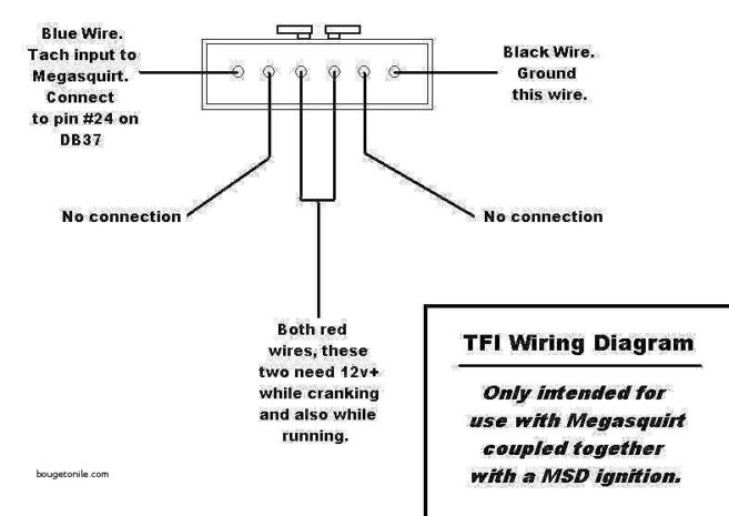ford tfi wiring diagram Collection-Ford Tfi Module Wiring Diagram Best Fast Efi Wiring Diagram 1-h