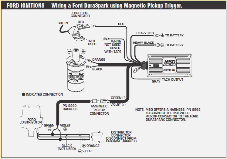 ford tfi wiring diagram Collection-Ford Tfi Module Wiring Diagram Best Msd 6al Wiring Diagram ford – Beyondbrewing 19-r