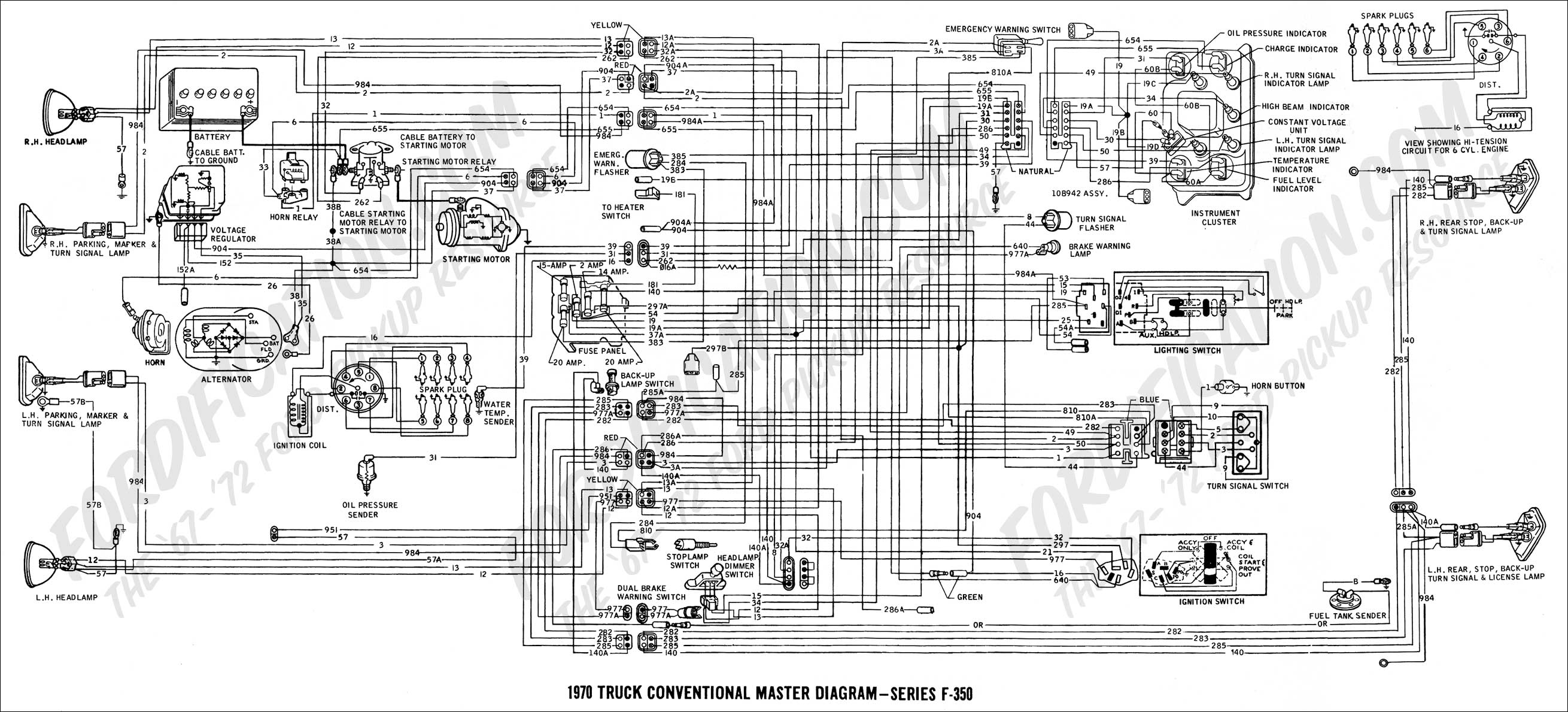 ford trailer wiring diagram Collection-Ford F250 Trailer Wiring Diagram 14-r