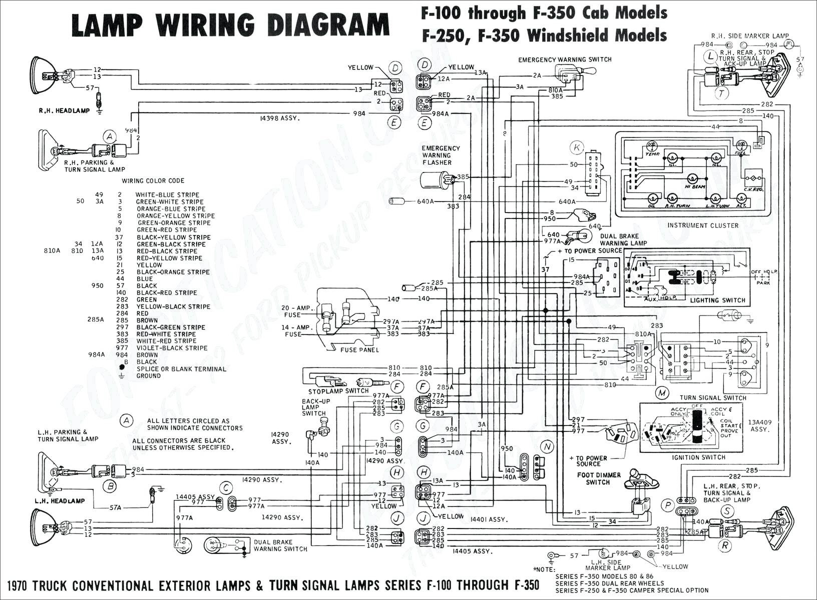 ford trailer wiring diagram Download-Ford Wiring Diagram Legend Fresh F150 Trailer Wiring Diagram Download 20-m