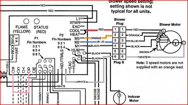 furnace fan motor wiring diagram Download-Furnace Control Board Wiring Diagram Unique nordyne Furnace Supply Wiring – Electrician Talk – Professional 11-e