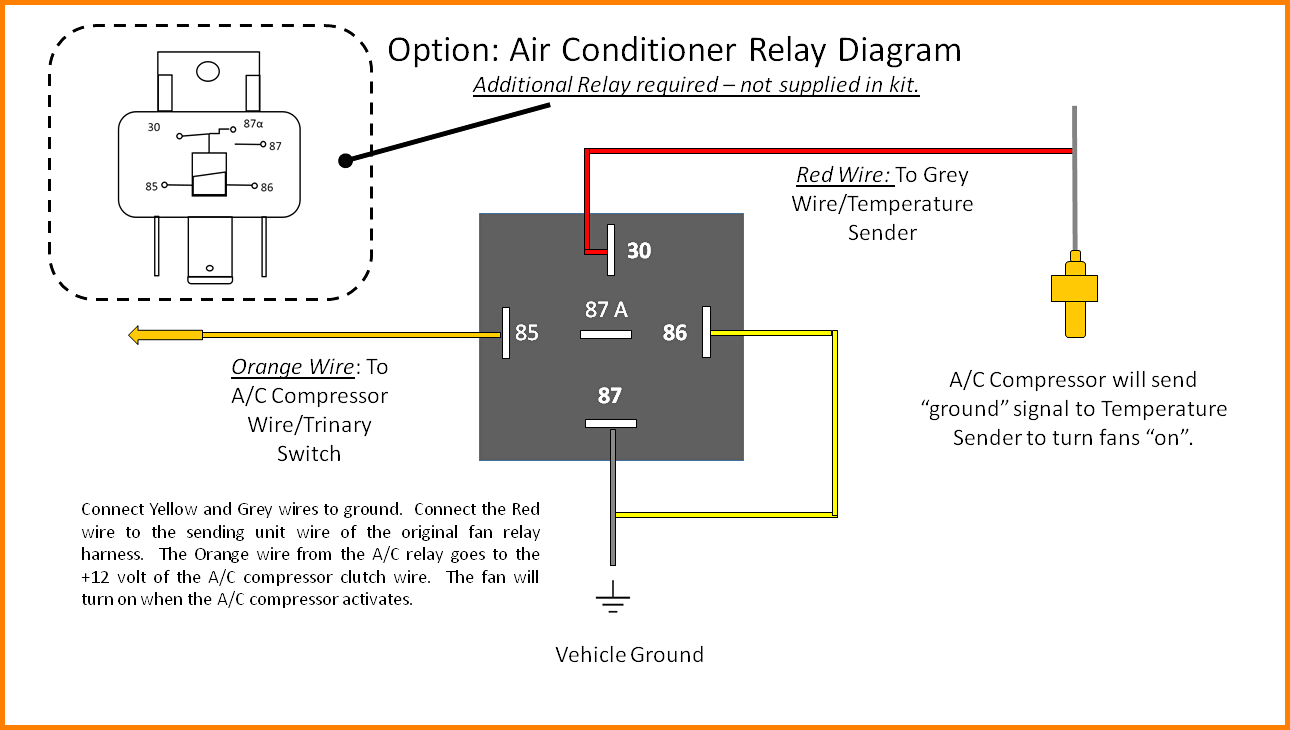 furnace fan relay wiring diagram Collection-Wiring Fan Relay Hvac Diagram Radiantmoons Me Outstanding 4-g