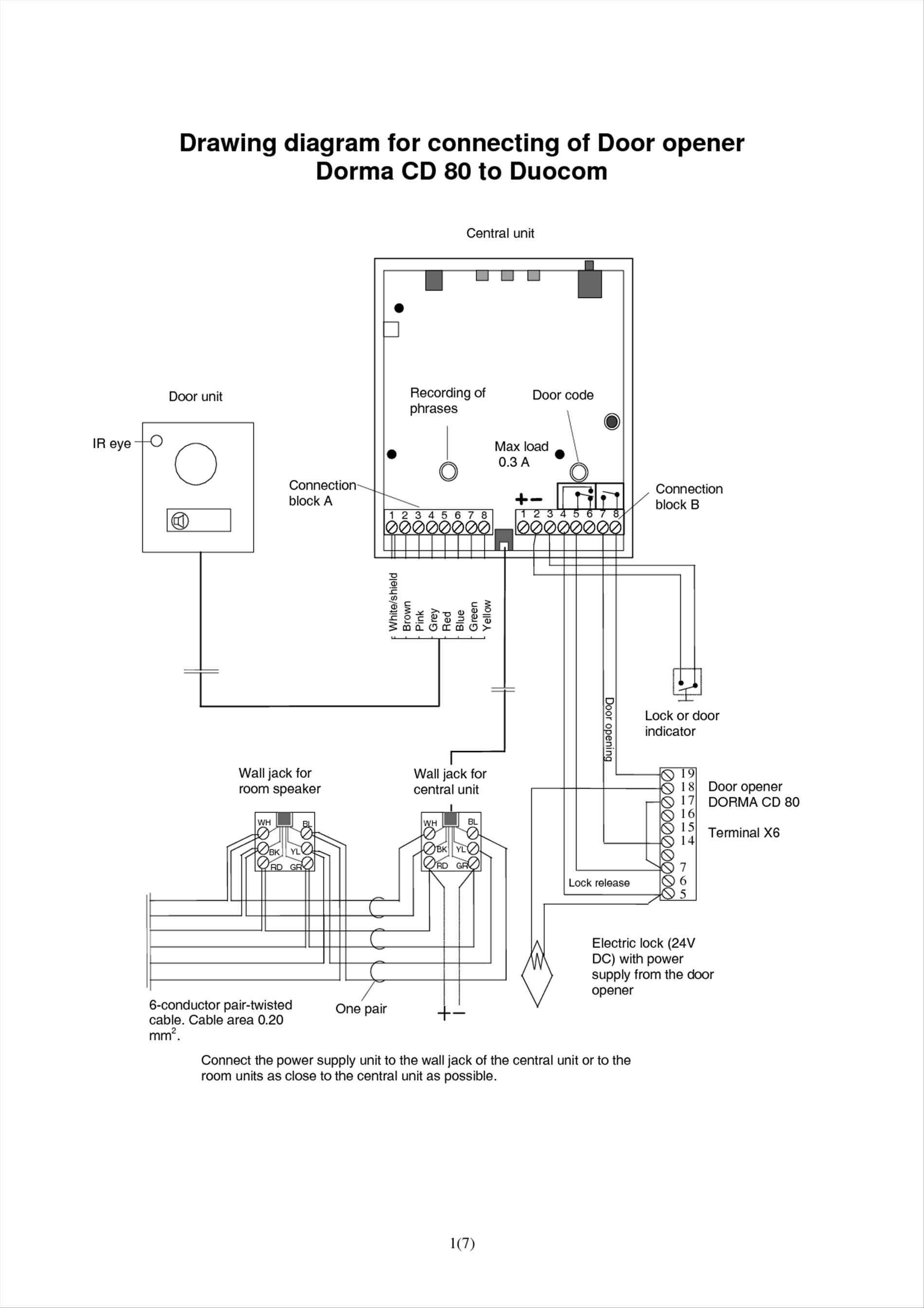 garage door opener sensor wiring diagram Download-craftsman garage door opener wiring diagram Collection Wiring Diagram Roller Shutter Key Switch New Craftsman 8-g