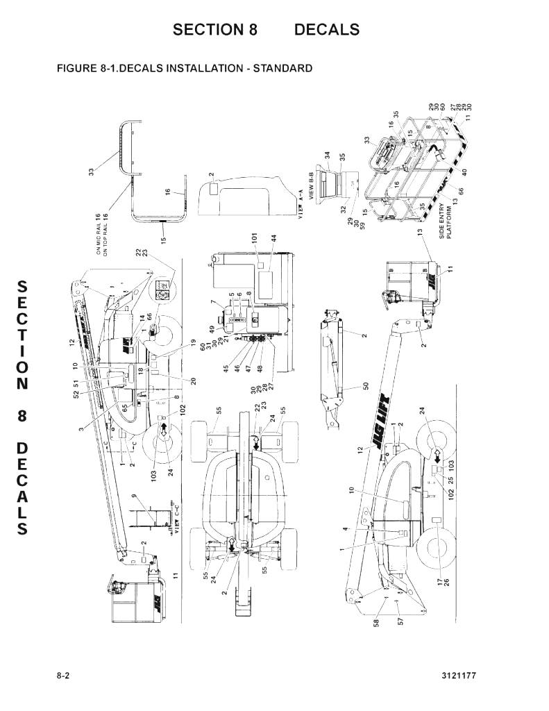 garaventa genesis wiring diagram Download-Upright Scissor Lift Wiring Diagram Inspirational Jlg Manlift Troubleshooting Choice Image Free Troubleshooting 14-t