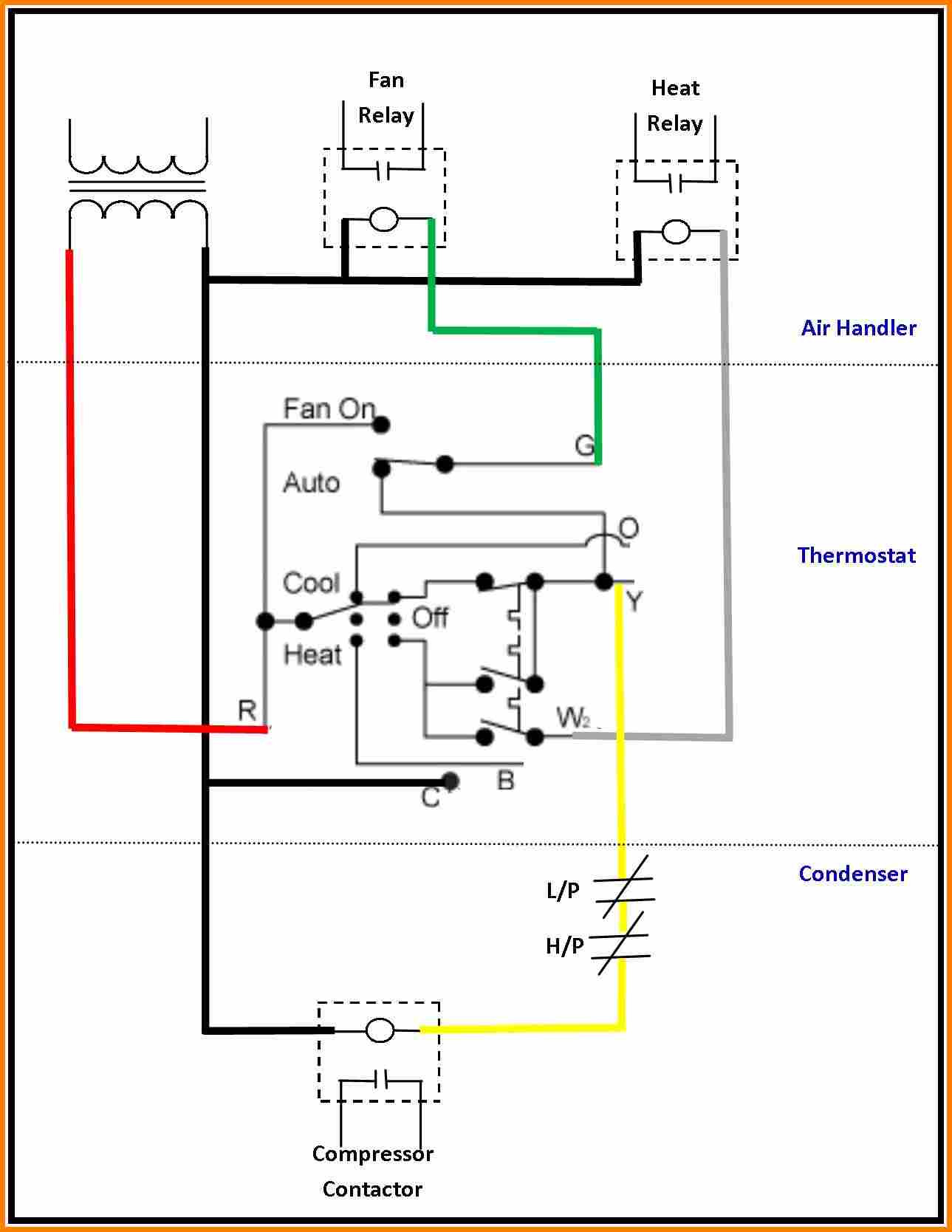 gas furnace thermostat wiring diagram Collection-5 Gas Furnace Thermostat Wiring Diagram Cable Pleasing Wire 2-t