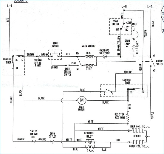 ge dryer start switch wiring diagram Collection-Best Ge Dryer Wiring Diagram Ideas Everything You Need to Know 10-f