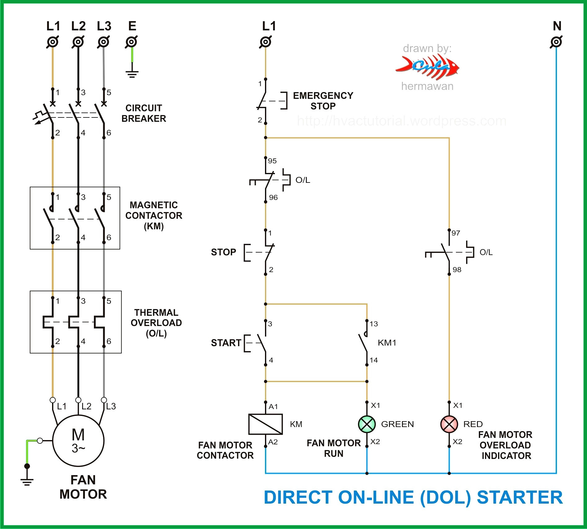 ge motor starter wiring diagram Collection-Breathtaking Ge Motor Starter Wiring Diagram Contemporary And Reversing For 8 18-r