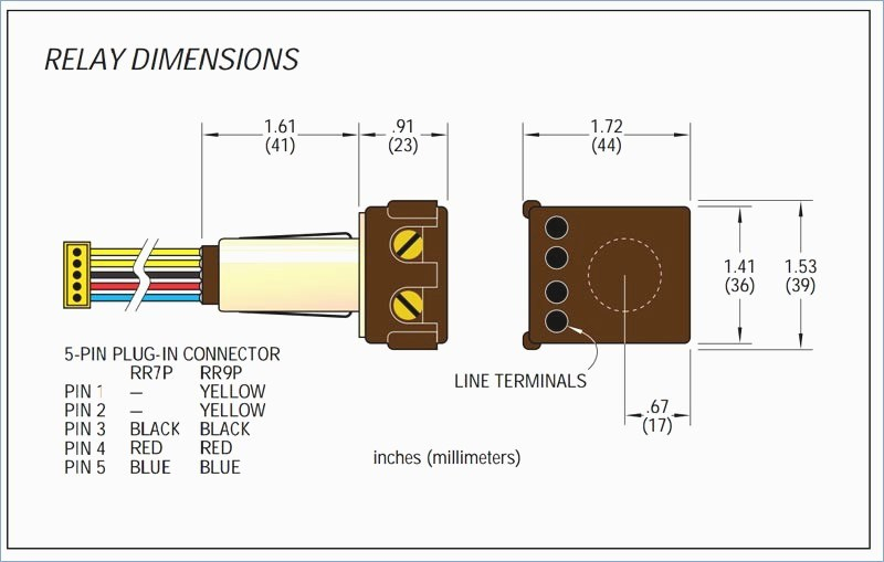 ge rr8 relay wiring diagram Collection-ge rr8 relay wiring diagram collection wiring diagram sample off delay timer circuit diagram ge rr8 17-h
