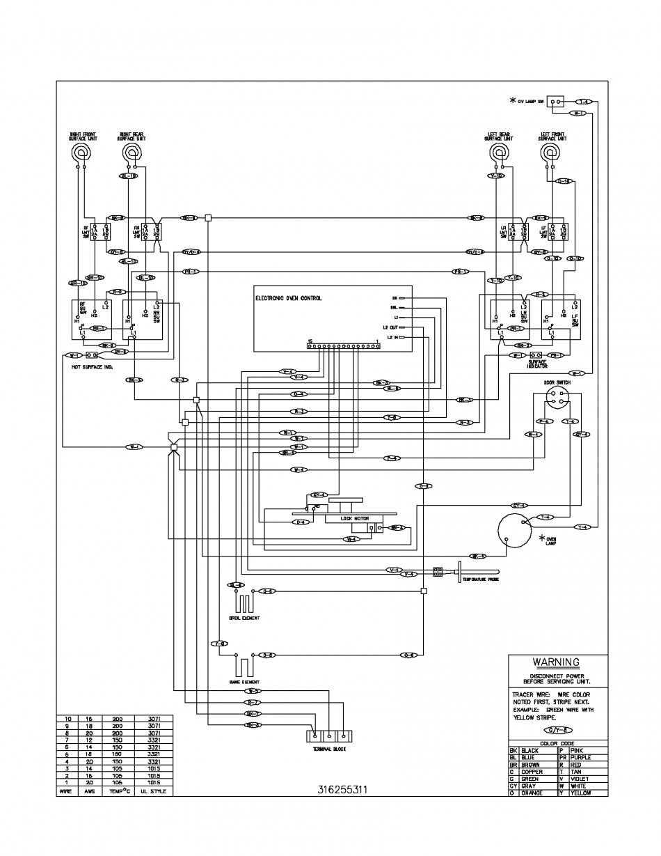 ge stove wiring diagram Download-Cool Ge Stove Wiring Schematic Gallery Electrical Diagram que Electric 1-q
