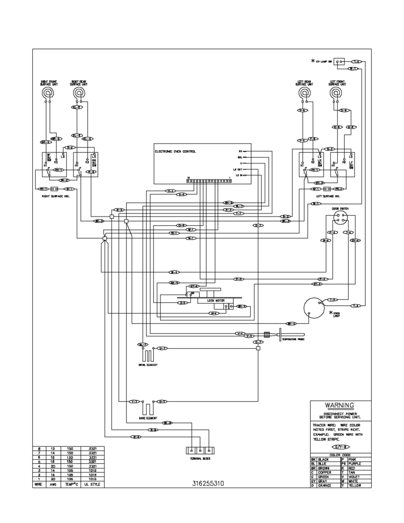 ge stove wiring diagram Collection-Ge Range Wiring Diagram New Frigidaire Fef352asf Electric Timer Stove Clocks And 1-i
