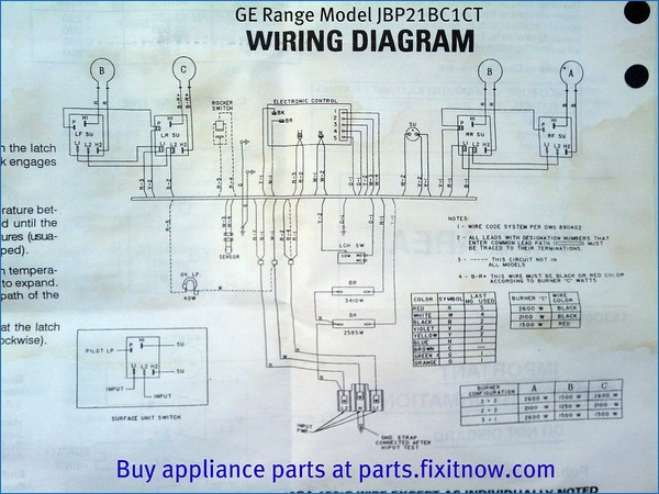 ge stove wiring diagram Collection-Range Wire Diagram Wiring Diagram 19-k
