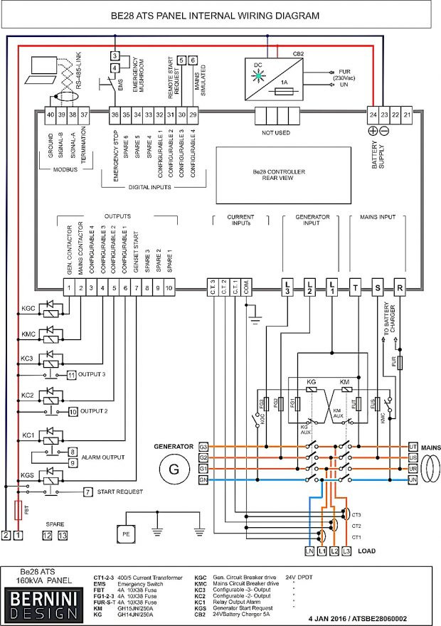 generac 6333 wiring diagram Download-Automatic Changeover Switch Circuit Diagram Inspirational asco Transfer Switch Wiring Diagram Best Generac Automatic 8-f