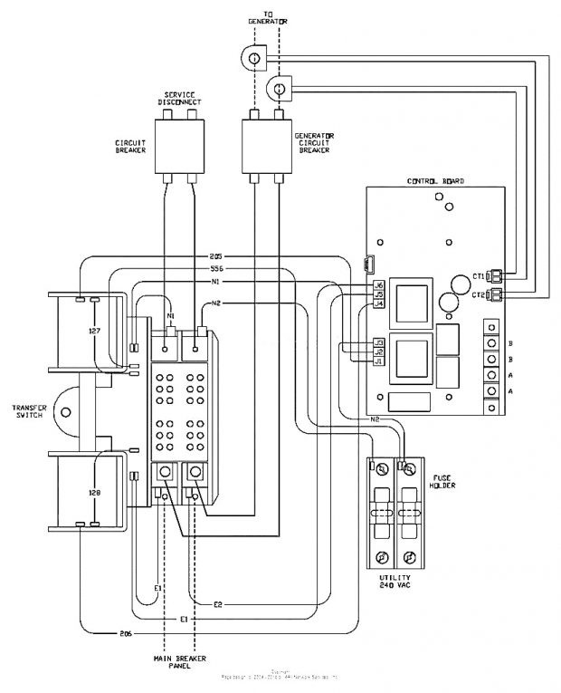 generac 6333 wiring diagram Download-Automatic Changeover Switch Circuit Diagram Unique Generac Automatic Transfer Switch Wiring Diagram Magnificent Design 13-p