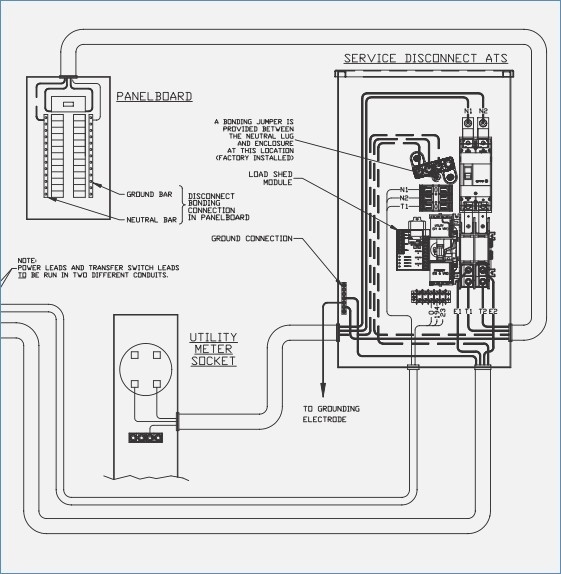 generac manual transfer switch wiring diagram Collection-Automatic Changeover Switch Circuit Diagram Elegant Generac Ez Switch Wiring Diagram for Awesome Generac Rts Transfer 14-f