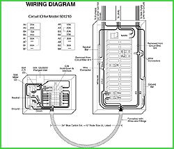 generac manual transfer switch wiring diagram Collection-gentran power stay indoor manual transfer switch wiring diagram 3-f