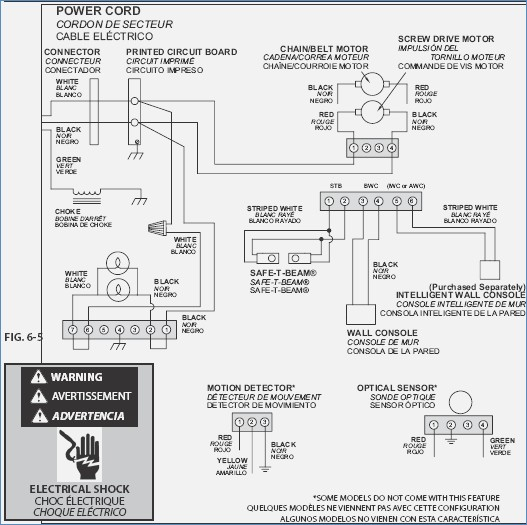 genie garage door sensor wiring diagram Download-Genie Garage Door Sensor Wiring Diagram Free Picture Random 2 Garage 4-j