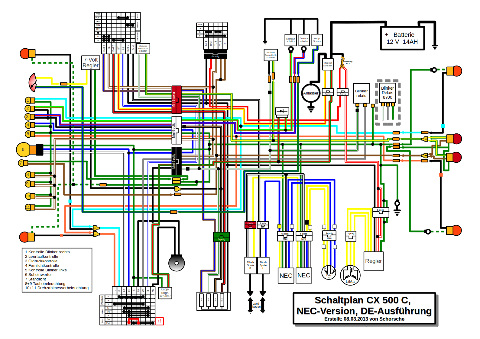 Go Light Wiring Diagram Download Wiring Collection