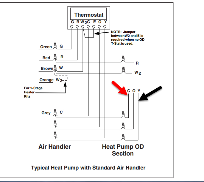 goodman heat pump low voltage wiring diagram Download-How to Install Low Voltage Wiring Unique I Am Having An issue with My Heat Pump 4-l