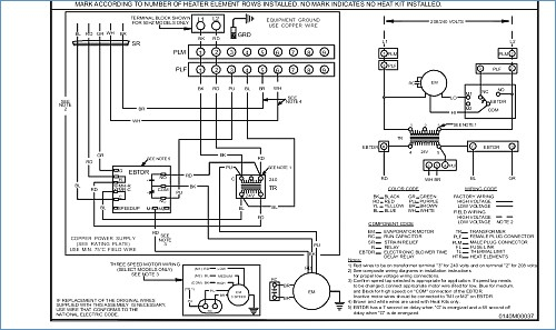 goodman heat pump wiring diagram Download-Wiring Diagram for Gibson Heat Pump – the Wiring Diagram 13-r