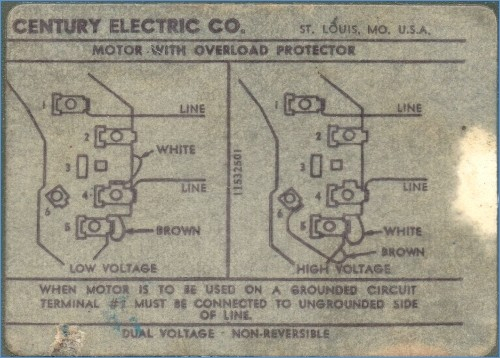 gould motor wiring diagram Download-Gould Century Motor Wiring Diagram – americansilvercoinsfo 5-n