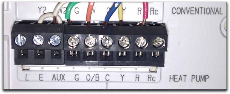 heat pump thermostat wiring diagram Collection-How to identify your thermostat wires 5-b