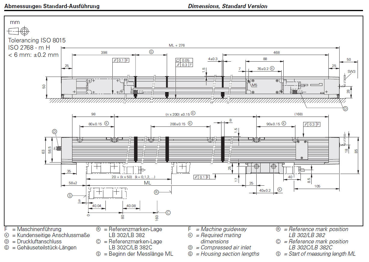 heidenhain encoder wiring diagram Collection-heidenhain sealed le images LB 382 MechDrawings 14-b