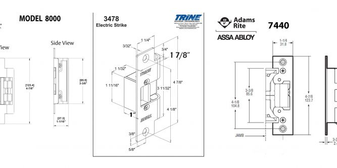 hes 5000 series electric strike wiring diagram Collection-Hes 5000 Series Electric Strike Wiring Diagram 14-a