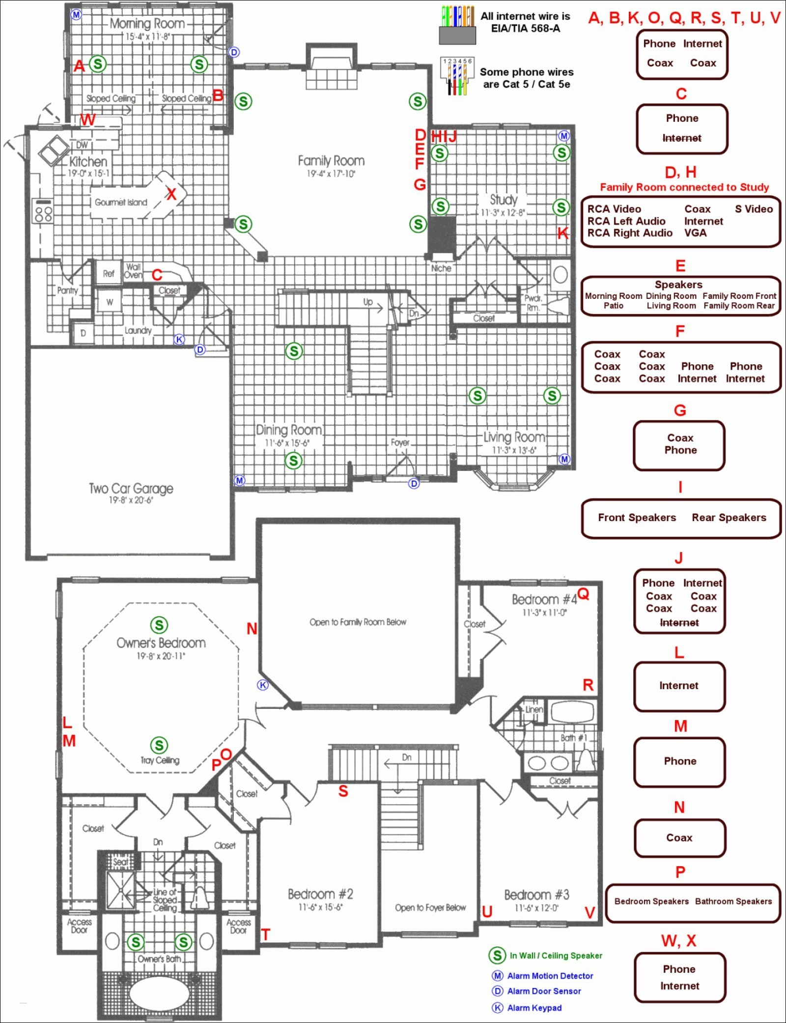 home speaker wiring diagram Download-Wiring Diagram Detail Name home speaker 18-o
