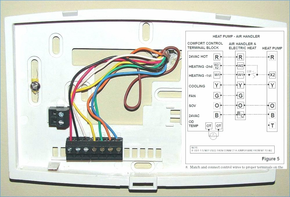 honeywell 9000 thermostat wiring diagram Download-Honeywell 9000 Installation Using 4 Wires Inspirational Amazing Honeywell Wifi thermostat Wiring Diagram Everything 53 13-r