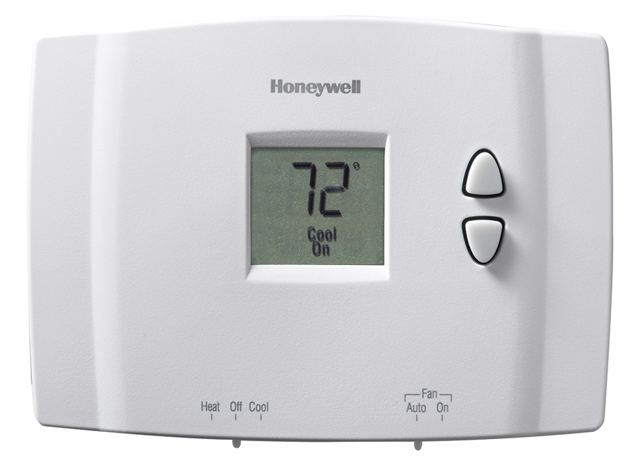 honeywell digital thermostat wiring diagram Collection-Digital Non Programmable Thermostat RTH111B1016 13-m