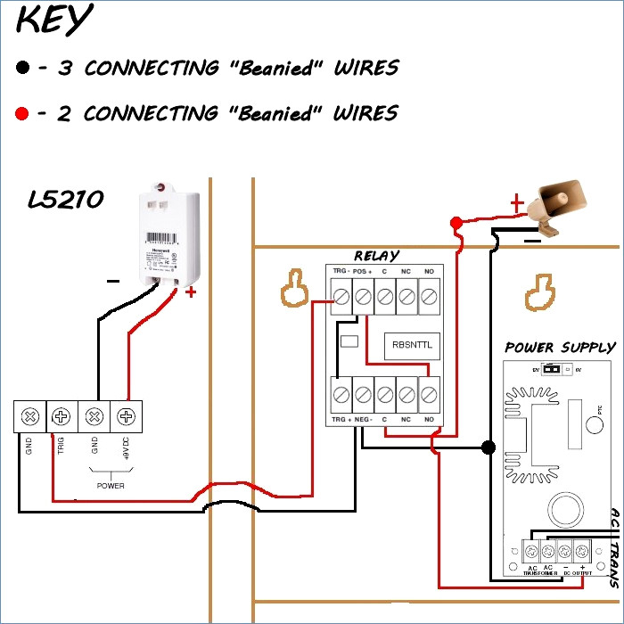 honeywell humidifier wiring diagram Download-Honeywell Sirenkit Od Outdoor Siren Kit for Lynx touch Control 1-t