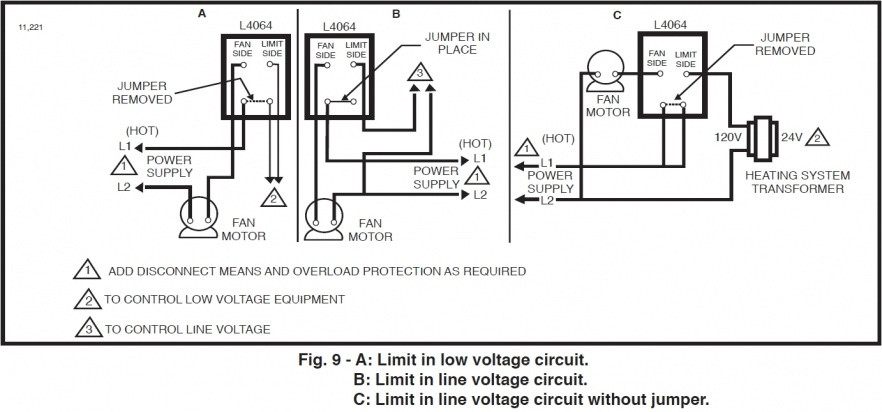 honeywell limit switch wiring diagram sample