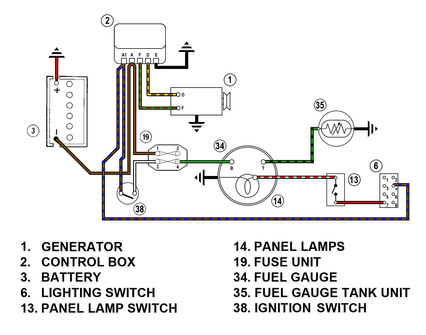 Honeywell T651a3018 Wiring Diagram Download Collection Diagrams Luxury Equus Fuel Gauge