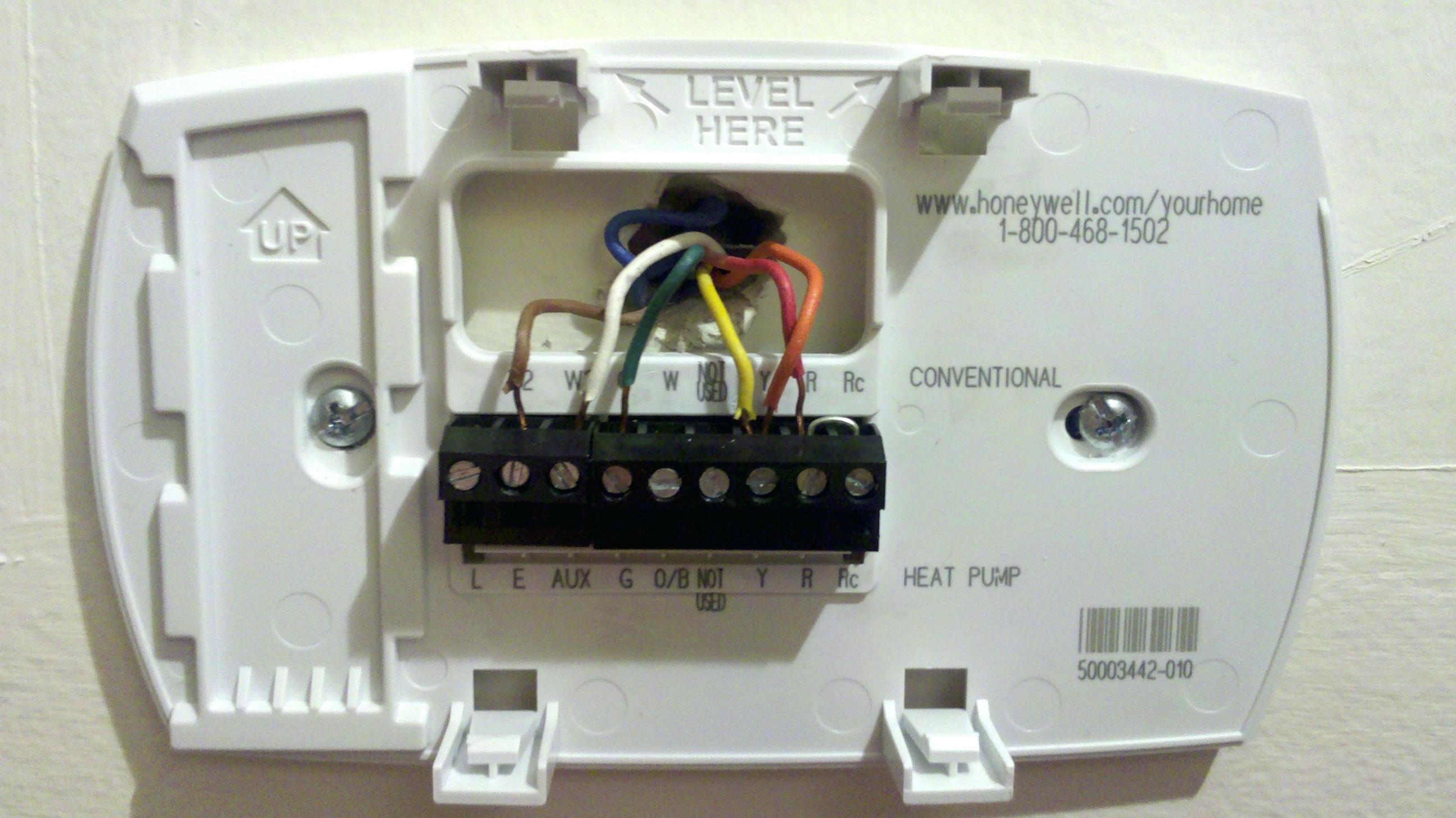 honeywell thermostat th3110d1008 wiring diagram Download-Wiring Diagram Detail Name honeywell thermostat th3110d1008 wiring 19-f