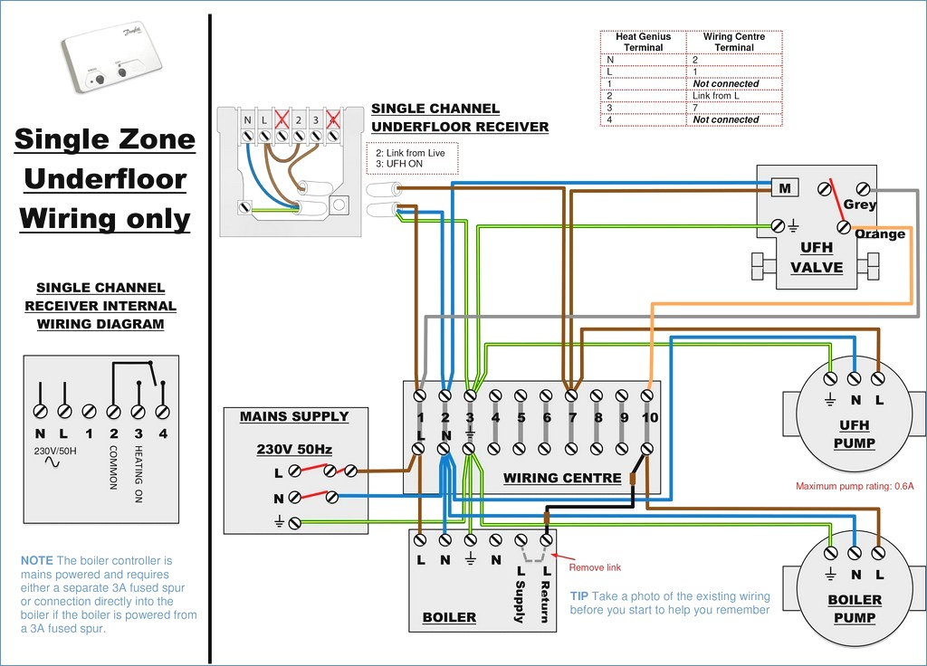honeywell thermostat wiring diagram 3 wire Download-3 Wire thermostat How to A Honeywell with 7 Wires Gas Furnace Wiring 18-f
