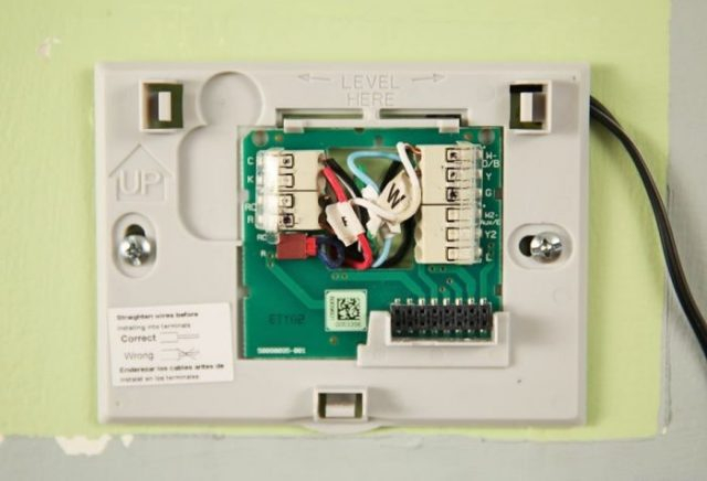 honeywell wifi smart thermostat wiring diagram Download-Installed Wrong Wires In Wifi Honeywell thermostat Best Wifi Wiring Diagram Honeywell thermostat Wi 4-j