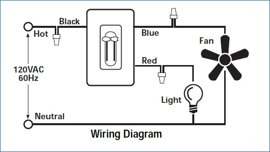 hunter 27182 wiring diagram Collection-I am connecting a ceiling fan with the hunter light switch 2-t