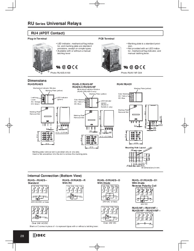 idec sh2b 05 wiring diagram Collection-catalog relay idec haophuong 29 638 3-l