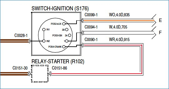 ignition relay wiring diagram Download-ignition relay wiring diagram Collection ignition wiring help needed Defender Source 7 o DOWNLOAD Wiring Diagram Detail Name ignition relay 17-p