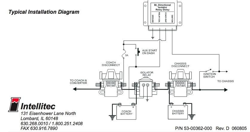 intellitec battery disconnect relay wiring diagram Download-Free Forms 2019 rv battery disconnect switch wiring diagram 18-m