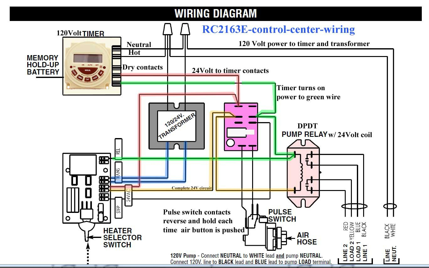 intermatic pool timer wiring diagram Download-Pool Pump Wiring Diagram Lovely Rc2163e Control Center Wiring Pool Light Transformer Diagram Wiring Diagram 8-a