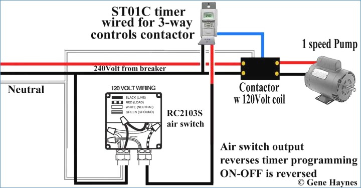 intermatic st01 wiring diagram Collection-Intermatic T101 Timer Wiring Diagram Unique Wiring Diagram for T104 Time Clock Intermatic T101 Timer 20-k