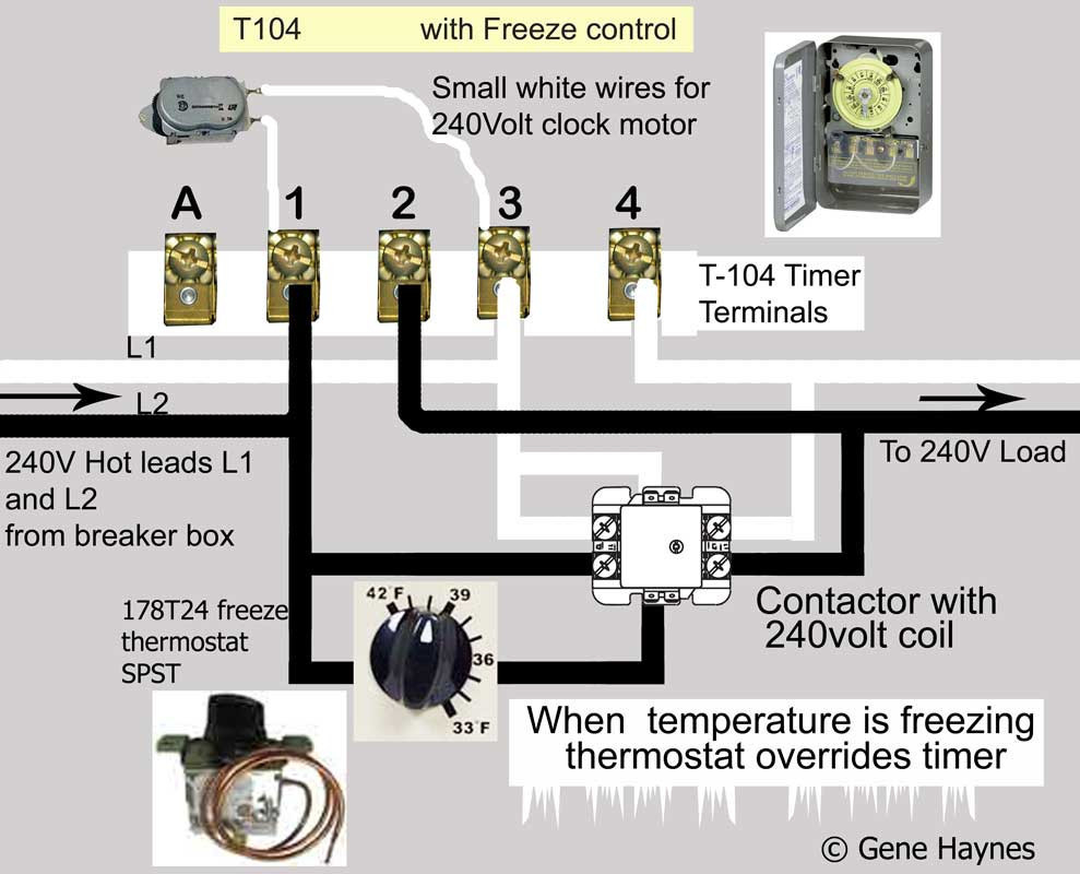 intermatic t103 wiring diagram Collection-how to wire intermatic t104 and t103 t101 timers fancy pool timer for wiring diagram 1-h