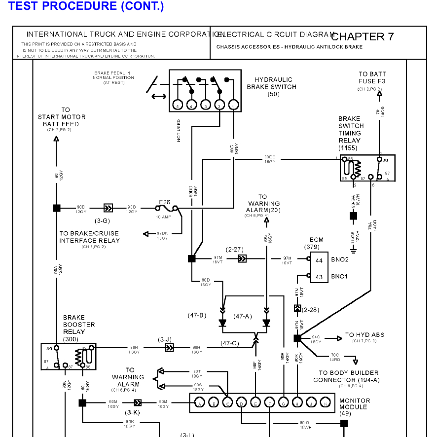 Wiring Master Of additionally Hqdefault likewise  moreover International Wiring Diagram Truck Readingrat   Inside Of International Wiring Diagram together with Slide. on 4700 international truck wiring diagrams