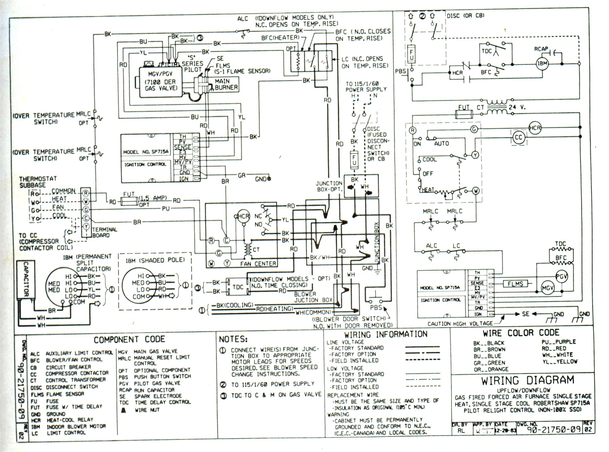 intertherm ac unit wiring diagram Collection-Heil Ac Wiring Diagram Fresh Intertherm Diagram Electric Wiring Furnace A Wiring Diagram 14-m