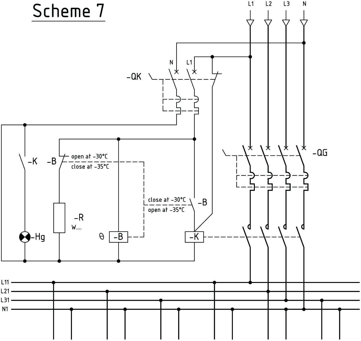 "intrinsically safe barrier wiring diagram Download-Further electrical dimensional parameters for ""Panel boards"" 11-l"